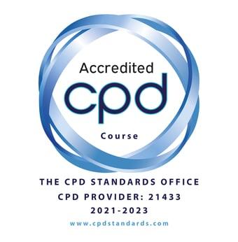 CPD Provider Logo Course 21433